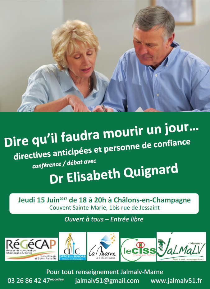 Chalons affiche
