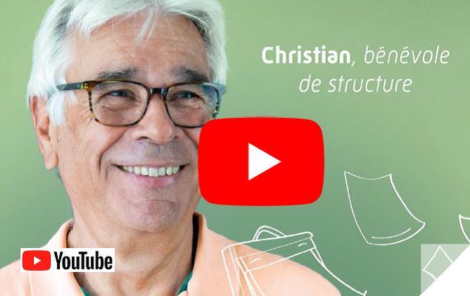 Christian benevole de structure