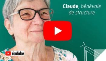 Claude benevole de structure