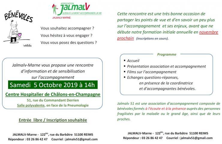 Jalmalv51 information chalons 2019