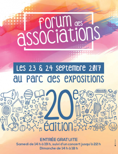 Reims forum associations 2017